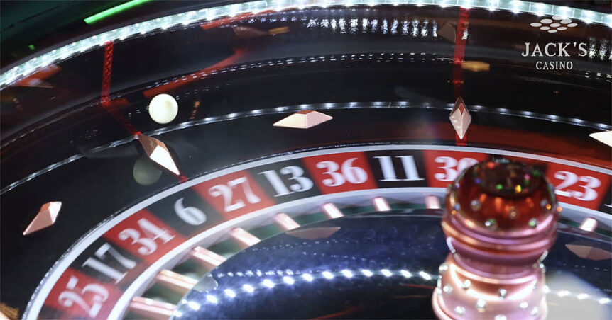 Jacks Casino Roulette