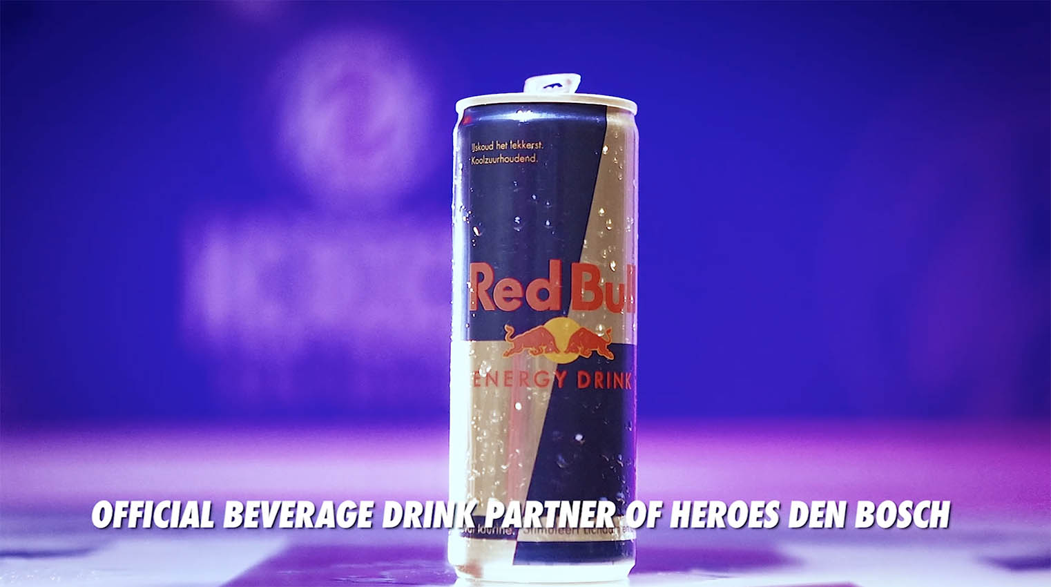 "Featured image for ""Announcement Red Bull official beverage dink partner"""